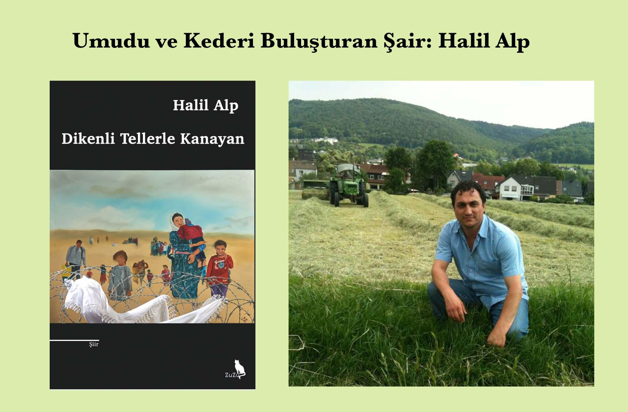 Photo of Umudu ve Kederi Buluşturan Şair: Halil Alp