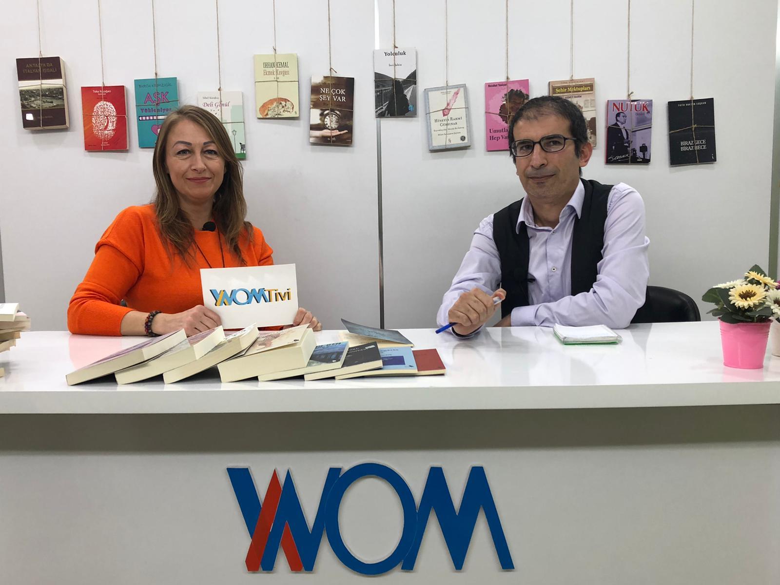 Photo of Editörümüz Şehmus Ay'ın Wom Tivi Söyleşisi